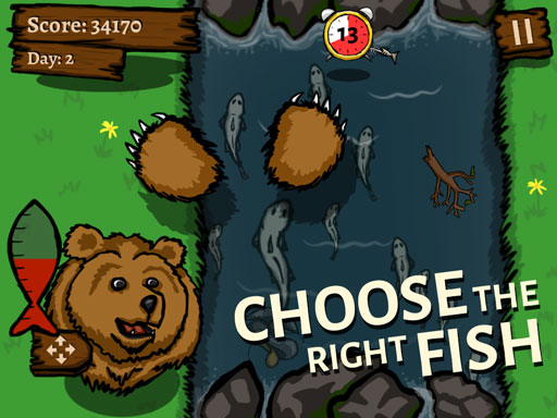 Choose the right fish